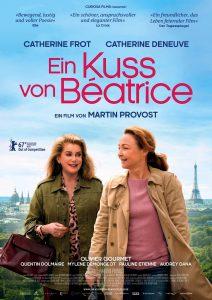 EIN KUSS VON BEATRICE Filmplakat. Quelle: © 2012 UNIVERSUM FILM GMBH
