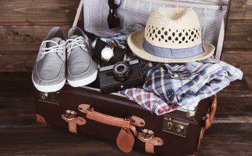 """""""Wie packe ich meinen Koffer?"""" - warum Koffer packen die grauen Zellen trainiert. Bildquelle: shutterstock.com"""
