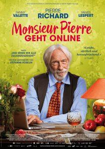 Monsieur Pierre geht online_Plakat, Quelle: © Neue Visionen Filmverleih