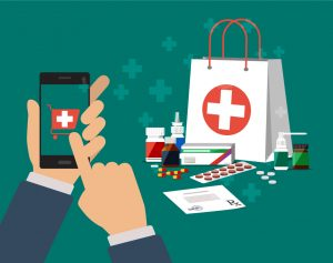 callmyApo - Das Smartphone oder Tablet hilft bei der Medikamentenbestellung. Bildquelle: shutterstock.com