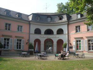 Das Theatermuseum in Düsseldorf - ein einzigartiges Stück Kuturgeschichte. Bildquelle: Freundeskreis Düsseldorf