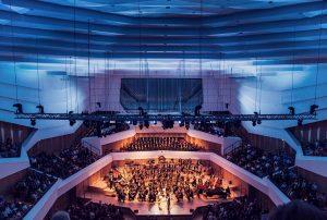 Eröffnungskonzert Dresdner Philharmonie mit GRENZENLOS-Kaiser im Palast: Quelle Sony Music / Sandra Ludewig
