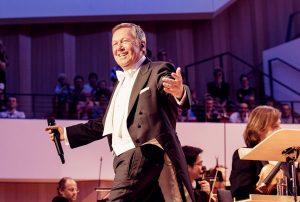 Roland Kaiser GRENZENLOS-Kaiser im Palast: Quelle Sony Music / Sandra Ludewig