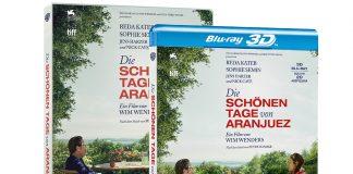 DIE SCHÖNEN TAGE VON ARANJUEZ, DVD Cover. Quelle: © 2015 Alfama Films Production / Warner Bros. Pictures Germany