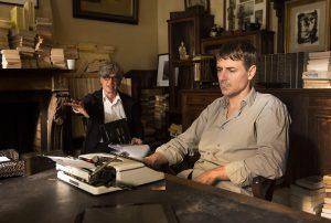 DIE SCHÖNEN TAGE VON ARANJUEZ, Der Schriftsteller im Hintergrund. Quelle: © 2015 Alfama Films Production / Warner Bros. Pictures Germany