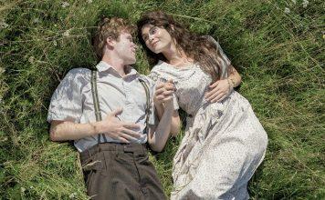 Die Geschichte der Liebe: Leo (Derek Jacobi) und die junge Alma (Sophie Nélisse) treffen in New York aufeinander. Quelle: © 2017 PROKINO Filmverleih GmbH