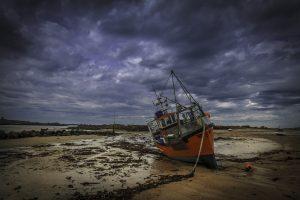 Die Gezeiten spielen eine große Rolle auf den Kanalinseln. Bildquelle: Pixabay.de