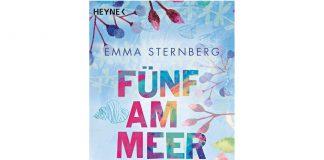 """""""Fünf am Meer"""" von Emma Sternberg. Bildquelle: Heyne Verlag"""