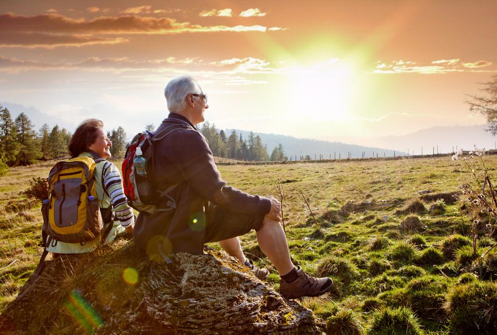 Fernwanderwege haben ihren ganz eigenen Reiz, doch wie immer beim wandern gilt gerade hier: auf die Vorbereitung kommt es an! Bildquelle: shutterstock.com