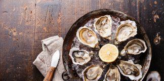Austern sind sehr gesellige Muscheln. Bildquelle: shutterstock.com
