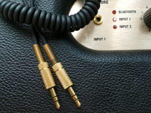 So sieht der klassische AUX Stecker aus. Bildquelle: 59plus GmbH