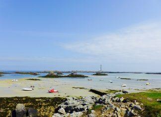In der Bretagne bestimmen die Gezeiten wann Sie einen Leuchtturm besichtigen können. Bildquelle: 59plus GmbH