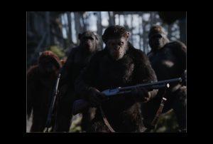 Planet der Affen: Caesar, der Anführer der Affen. Quelle: © 2017 Twentieth Century Fox