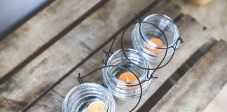 Kerzenlicht sorgt immer für eine gemütliche Stimmung Zuhause. Bildquelle: Pixabay.de