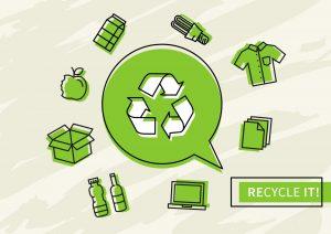 Elektroschrott richtig zu entsorgen ist gar nicht so schwer! Bildquelle: shutterstock.com