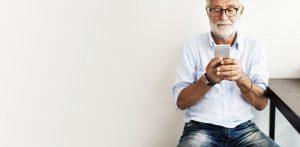 Männer haben es da eindeutig leichter und zum Glück ist der Bart ja gerade voll im Trend. Bildquelle: shutterstock.com