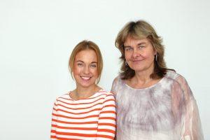 Orthomol Mental® Expertinnen - Dr. Anja Schürmann und Dr. Petra Scherenbacher. Bildquelle: Orthomol GmbH
