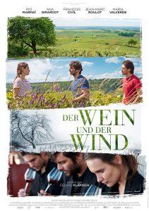 DER WEIN UND DER WIND: Filmplakat, Quelle: © Studiocanal GmbH