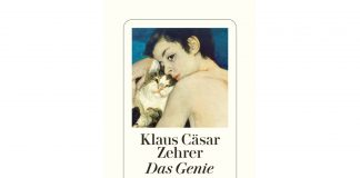 Das Genie von Klauis Cäsar Zehrer. Bildquelle: Diogenes Verlag