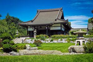 Der Japanische Garten liegt im Nordpark und lädt zum Verweilen ein. Bildquelle: Pixabay.de