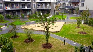 Raum für Begegnung, dafür steht der Quartiersgedanke. Bildquelle: 59plus GmbH