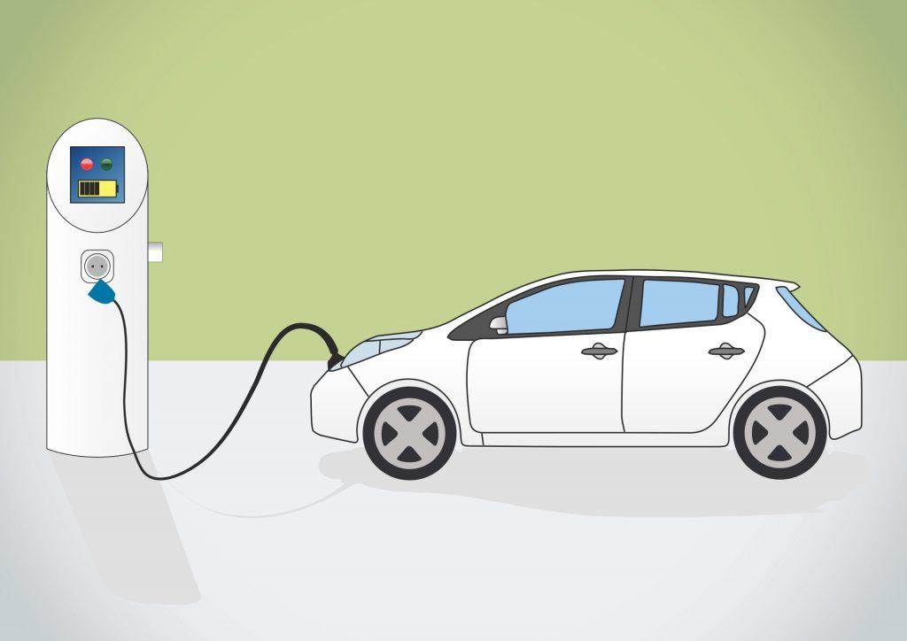 Der Ladevorgang von einem Elektro-Auto benötigt immer ein wenig Zeit. Bildquelle: Pixabay.de