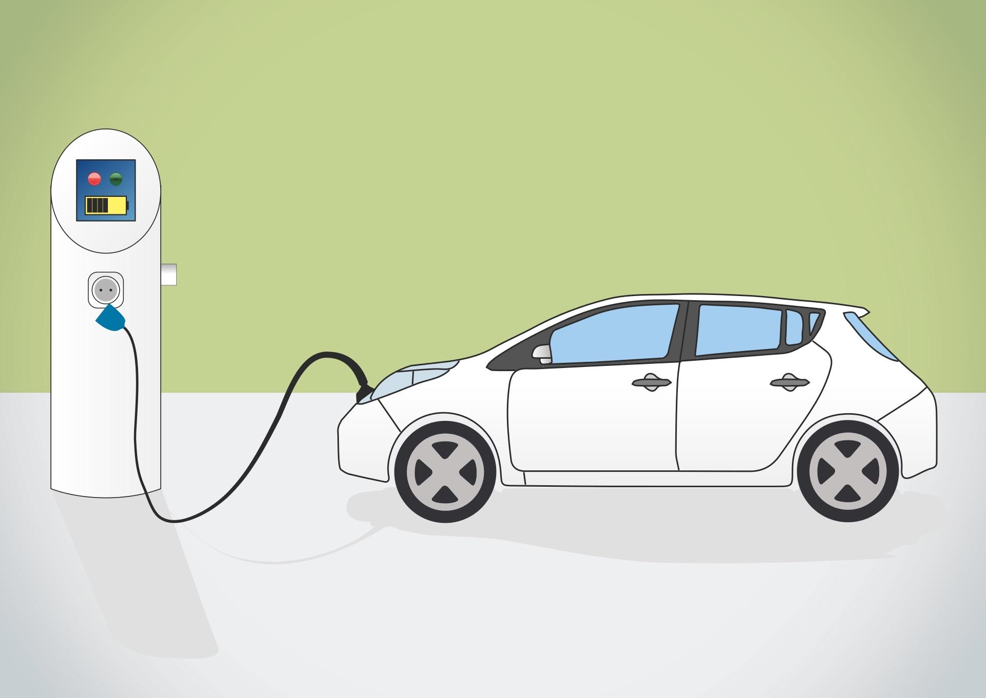 Fantastisch Wie Funktionieren Elektroautos Bilder - Schaltplan Serie ...