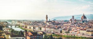 Florenz gilt als eine der schönsten Städte der Welt und ist die Wiege der Renaissance. Bildquelle: Pixabay.de