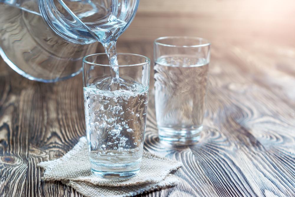 Trinken Sie jeden Tag ausreichend Wasser? Bildquelle: Shutterstock.com