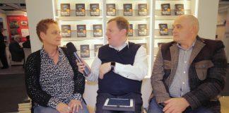 Einblicke in die Welt eines Autorenpaares - die Krimispezialisten Sabine Klewe und Martin Conrath. Bildquelle: 59plus GmbH