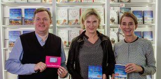 Die Bestsellerautorin Sophie Bonnet im Gespräch mit Mike Altwicker für 59plus. Bildquelle: 59plus GmbH