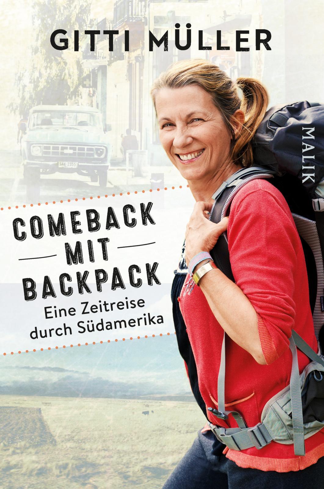 """Comeback mit Backpack"
