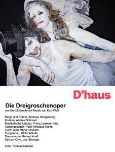 """Die """"Dreigroschenoper"""" in Düsseldorf. Bildquelle: Schauspielhaus Düsseldorf"""
