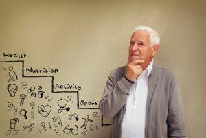 Wie trainiere ich am besten meine mentale Leistungsfähigkeit? Ganz einfach - die gesunde Mischung macht es! Bildquelle: shutterstock.com