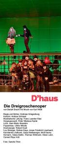Die Dreigroschenoper. Bildquelle: Schauspielhaus Düsseldorf