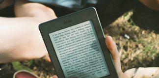 Der eBook-Reader ist ein platzsparender Begleiter vor allem auf Reisen. Bildquelle: Pixabay.de