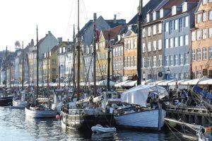 Städte am Wasser haben ihren ganz besonderen Reiz - so auch Kopenhagen. Bildquelle: Pixabay.de