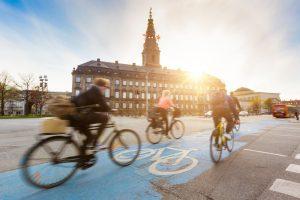 Sie können die Stadt auch wunderbar mit dem Fahrrad erkunden. Bildquelle: shutterstock.com