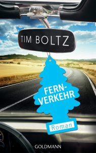 """Spaß und Lachen garantiert - der Road-Movie """"Fernverkehr"""". Bildquelle: Goldmann Verlag"""