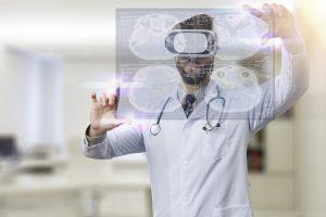 In der Forschung und Medizin kommt Virtual Reality bereits an vielen Stellen zum Einsatz. Bildquelle: shutterstock.com