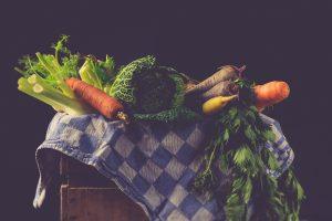 Hellwach im Kopf mit frischen Gemüse. Bildquelle: Pixabay.de