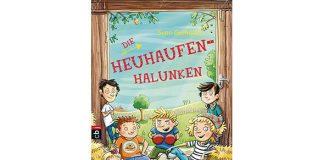 """Gewinnen Sie das Buch """"Die Heuhaufen-Halunken"""" von Sven Gerhardt."""