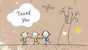 """DANKE"" an unser engagiertes Team und an unsere tollen Leser!. Bildquelle: shutterstock.com"