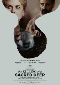 The Killing Of A Sacred Deer, Filmplakat. Quelle: ©AlamodeFilm