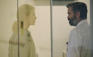 Zwischen Steven und Anne kommen erste Zweifel auf ... in The Killing Of A Sacred Deer. Quelle: ©AlamodeFilm