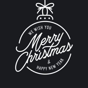 """""""Frohe Weihnachten"""". Bildquelle: shutterstock.com"""