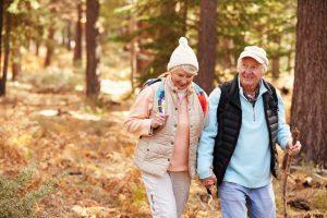 Aktivurlaub ist etwas für jedes Alter, wenn man Freude an Bewegung hat. Bildquelle: shutterstock.com