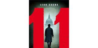 Eleven - 11 ist der zweite Thriller von Leon Sachs und in diesem Jahr im emons Verlag erschienen. Bildquelle: emons Verlag