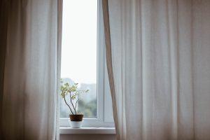 Offene oder gekippte Fenster und Türen laden ungebetene Gäste ein. Bildquelle: unsplash.com