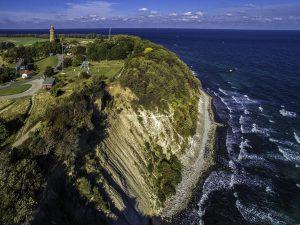 Die drei Türme am Kap Arkona sind einzigartig an der Küste Deutschands. Bildquelle: Pixabay.de